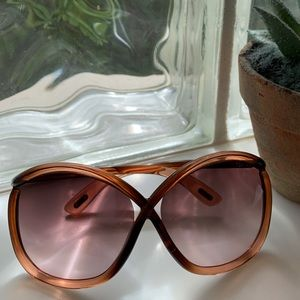 Authentic Tom Ford - like new sunglasses
